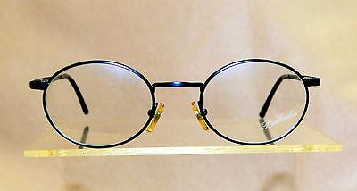 """Industrioso Occhiale Vista Vintage """" Palladio """" Aste Flex Mod.103 - Cal. 46/18 - Col.090 Qualità E Quantità Assicurate"""