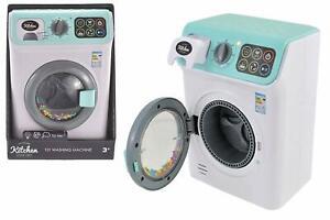 Enfants Pretend Mon Premier Lave Machine Cuisine Jeu de Role Son et Lumière Toy