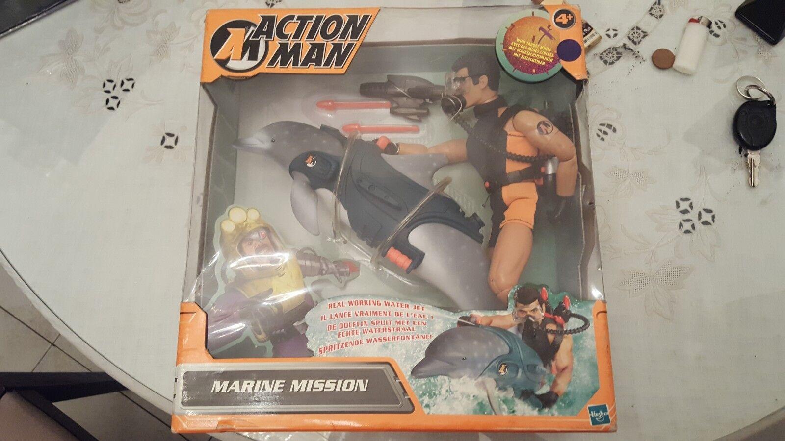 Action man Marine Mission Hasbro - 2001