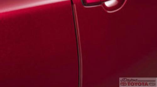 GENUINE TOYOTA OEM DOOR EDGE GUARDS 2015-2016 CAMRY PT936-03150-01 COLOR 1H2