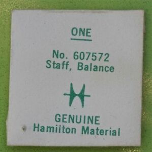 Rare-vintage-Hamilton-watch-balance-staff-607572-for-grades-750-751-756