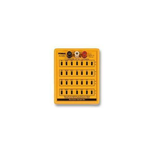 DECADE BOX TENMA RESISTANCE 72-7270
