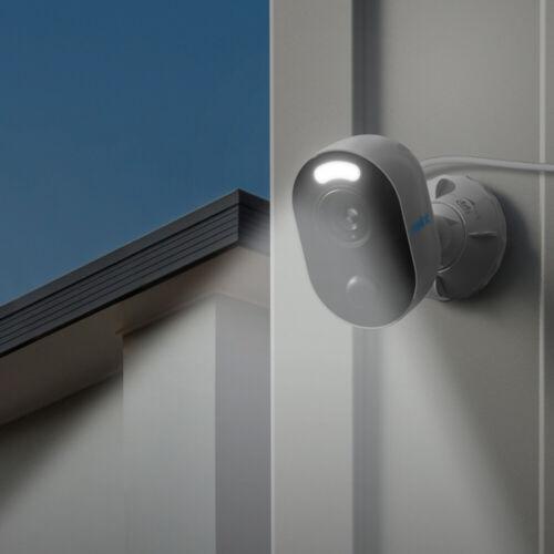 Reolink Lumus Spotlight WLAN IP Kamera 1080P HD Innen//Außen Farbige Nachtsicht