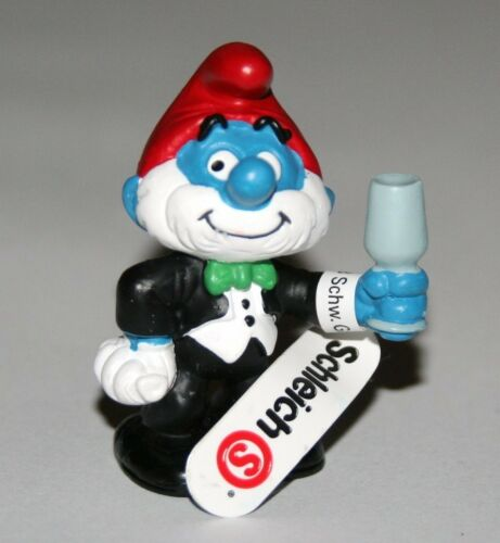 Tuxedo Papa Party Smurf Smurfs