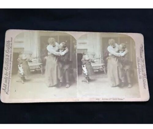 Four Nice Stereoview Cards