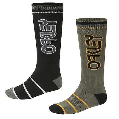 4er Pack Skisocken Kniestrumpfe Socken