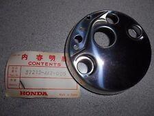 NOS Honda Tachometer Tach Ring Cover CB350 CB450 CB500 CL350 37212-447-000