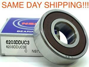 6000-2RS C3 FAG Single row deep groove ball bearing 10x26x8 mm 6000-2RS//C3
