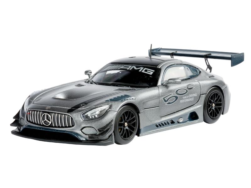 Mercedes-AMG GT3, 50 Jahre AMG, Minichamps, 1 43 Model, Edition 50