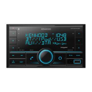 Kenwood-DPX304MBT-2-DIN-Digital-Media-Receiver-with