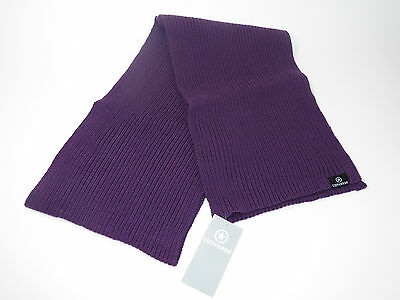 Converse Schal Basic Scarf 89305 162 Shadow Purple Lila Baumwolle +neu+ One Size