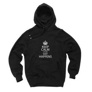 Hoodie-Keep-Calm-cause-Shit-happens-Krone-Fun