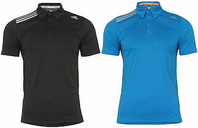 New adidas Climachill Polo Mens Tennis Polo Shirt ALL SIZES AND COLOURS