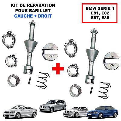BMW 1er e81 e82 e87 e88 serrure de porte schliesszylinder Kit de réparation set 2004-2013