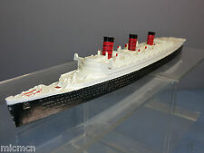 """VINTAGE TRIANG MINIC SHIPS MODEL No.M703 RMS """"QUEEN MARY """""""