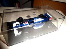 RBA COLLECTABLES 1:43 - FORMULA 1 Tyrrell 019 N°4 Jean Alesi 1990