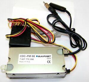 BLAUPUNKT AUTORADIO TUNER CDC-FM 08 Modul 7607770096 Ersatzteil 8627004122