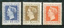Nederland  487 - 489 postfris