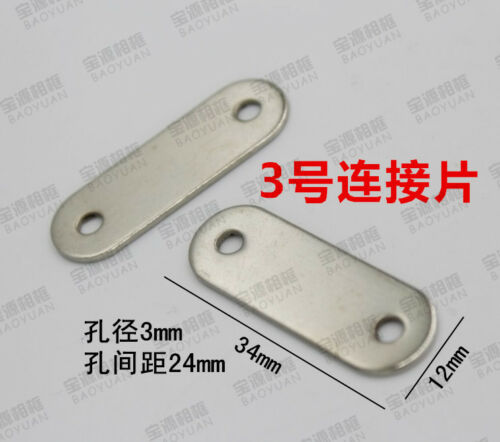 Photo frame picture frame back fastener connection piece Hardware accessories