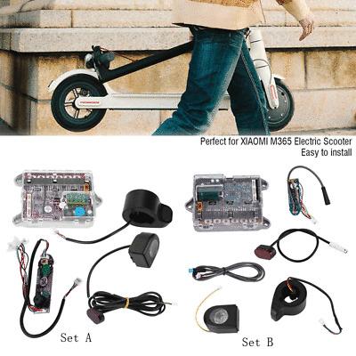ESC Circuit Motherboard+Bluetooth Board+Headlight Set for Xiaomi M365