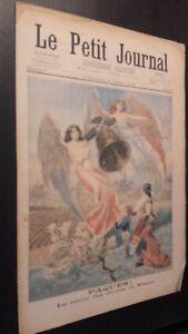 JOURNAL-LE-PETIT-PARISIEN-N-437-DIMANCHE-2-AVRIL-1899-ABE