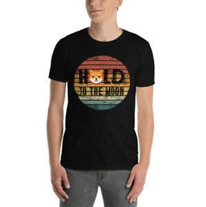 Shiba Inu T-Shirt Digital Currency T-Shirt Vintage Gift For Men Women Funny Tee