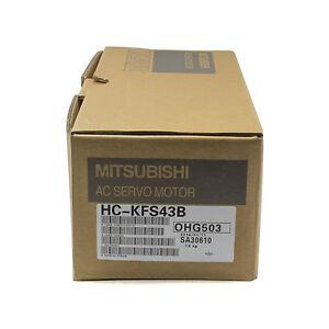 New MITSUBISHI SERVO MOTOR HC-KFS43B HCKFS43B FREE EXPEDITED SHIPPING