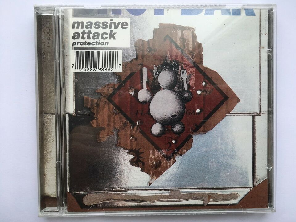 Massive Attack : Protection, electronic