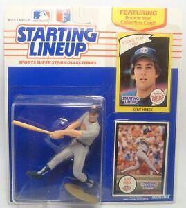 1990 KENT HRBEK - Starting Lineup - SLU - Sports Figurine - Minnesota Twins