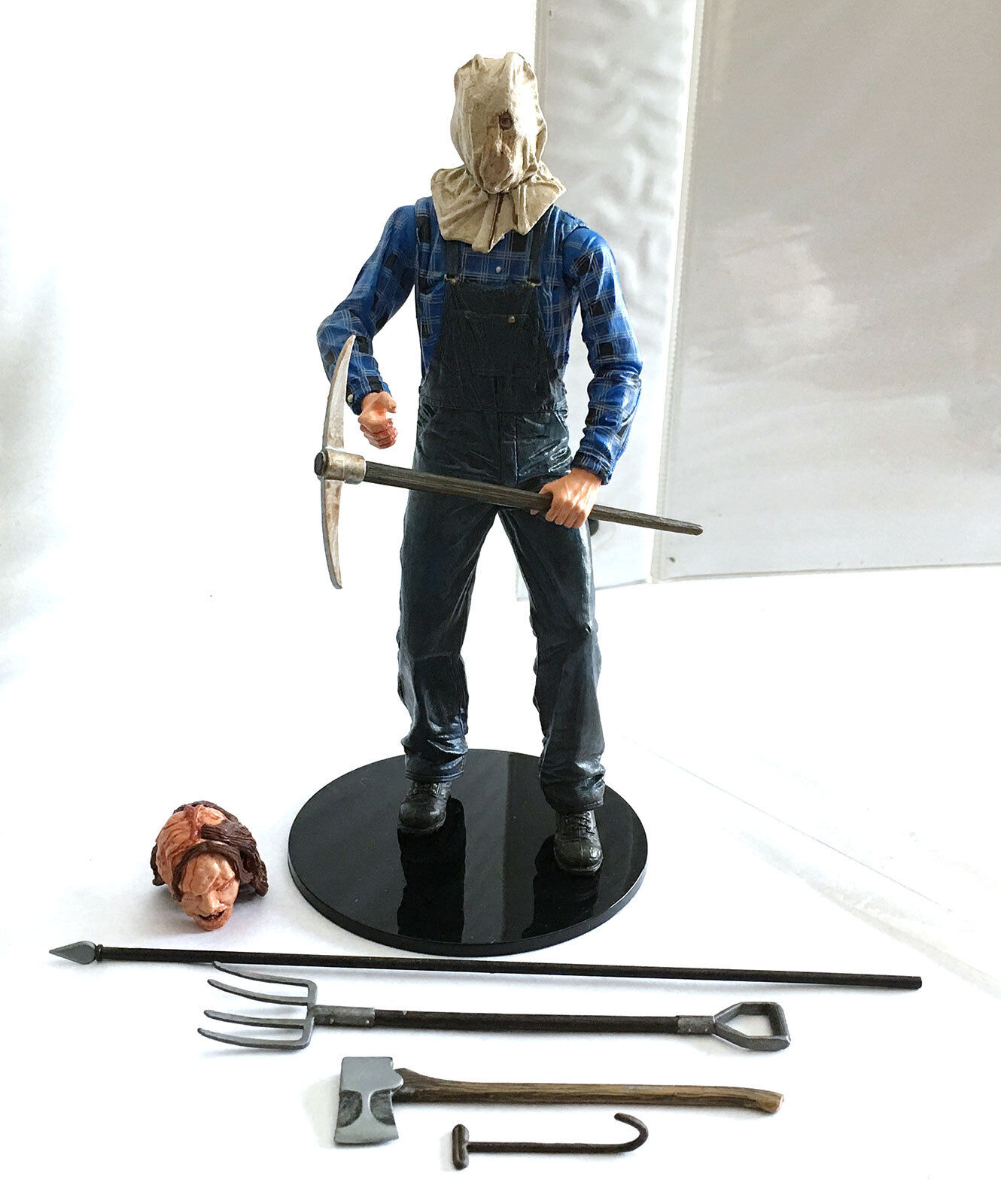 JASON VOORHEES • C9 • 25th ANNIVERSARY • NECA FRIDAY THE 13TH SERIES