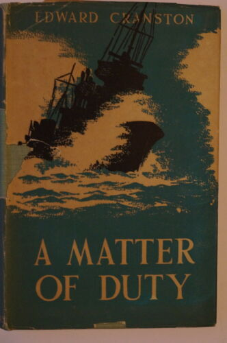 A Matter Of Duty Stories Sketches of British Navy in War Time Reference Book