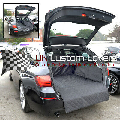 The Urban Company Boot Liner Quilted to Fit Bmw 1 Series F20 Waterproof Years 12-16 Ideal For Travelling With Dogs and Pets 5 Door