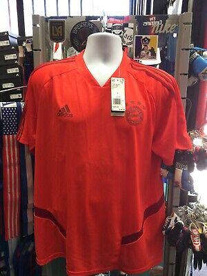 Adidas Bayern Munich 2019-20 Training Red Jersey Size L ...