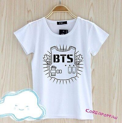 Bangtan Boys BTS girls t-shirt New kpop