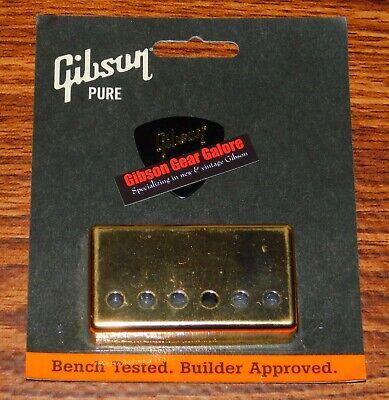 GIBSON Chrome Bridge Pickup Cover Les Paul Humbucker Genuine® Guitar Parts