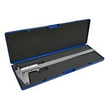 00102mm 8 Precision Vernier Caliper Graduation Stainless Hardened Steel