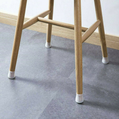 Silicone Furniture Leg Protection Cover Table Chair Feet Pad Floor Protector New