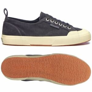 Superga Scarpe ginnastica Uomo 2372-COTVELVETCORDUROYTYEDYEM Citta Sneaker