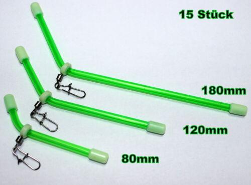 Tangle Feeder BOOM für Futterkörb Grundblei Blei mit Spezialkarabiner 15 x Anti