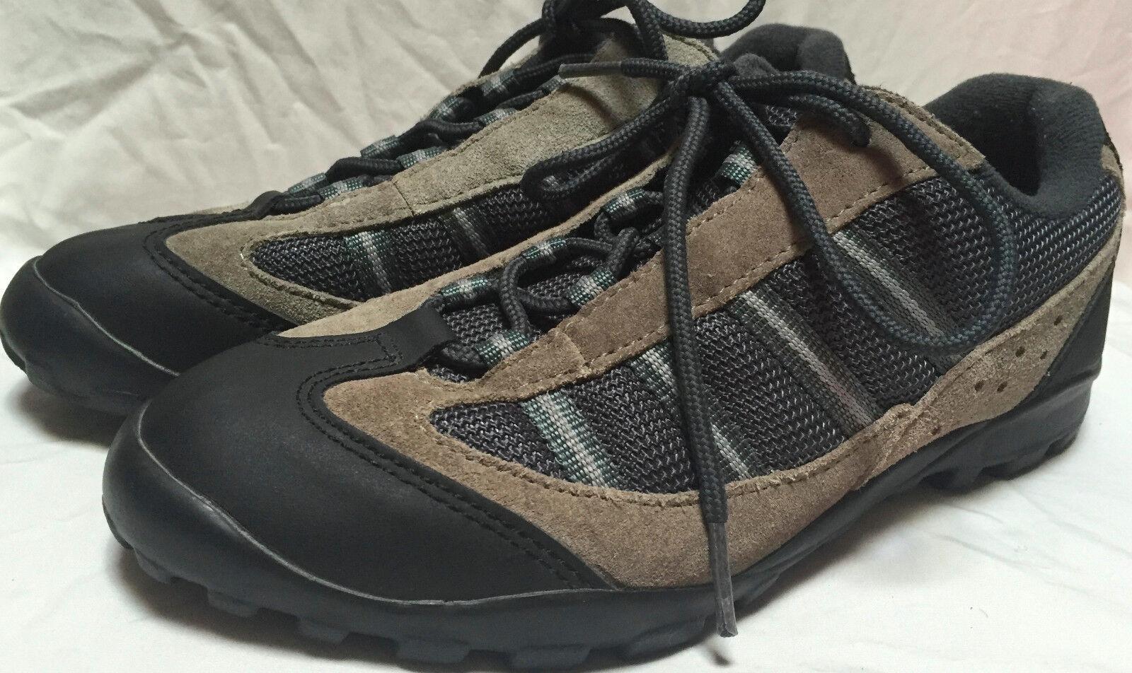 Shimano SH M021 G Mountain Cycling Bike shoes sz 6 Beige Lace Up