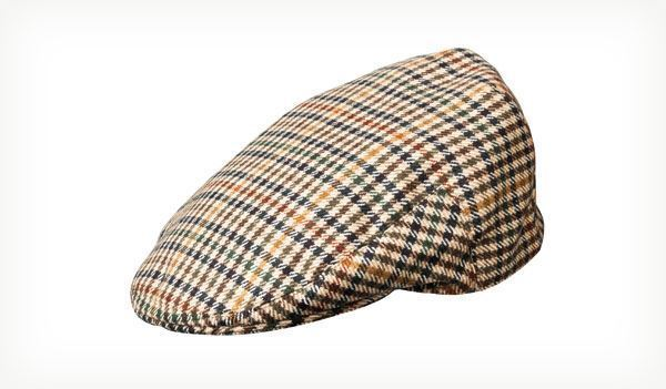 Olney Hereford Assorted Tweed Cap