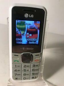 LG gs101-weiß (Virgin & T-Mobile Netz) Handy