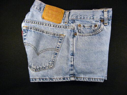 bassa a alta misura W Levis cerniera jeans vita a Pantaloncini vita 31 con 5qtSxw