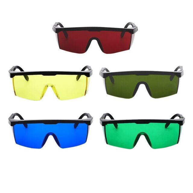 IPL Laser Safety Glasses Eye Protection Red Laser Safety Goggles Mt