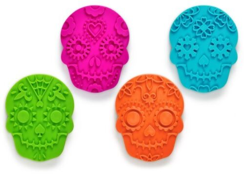 Fred /& Friends Sweet Spirits Cookie Cutters Day of the Dead Muertos Sugar Skull