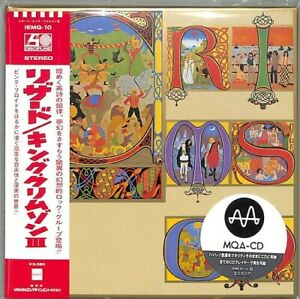 King Crimson - Lizard (MQA-CD) (Paper Sleeve) [New CD] Japanese Mini-Lp Sleeve,
