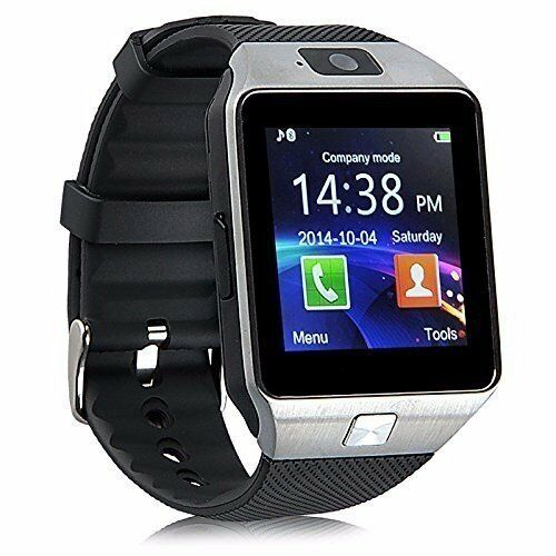 US DZ09 Smart Bluetooth Watch Sports Phone Mate SIM Card TF for Samsung iPhone