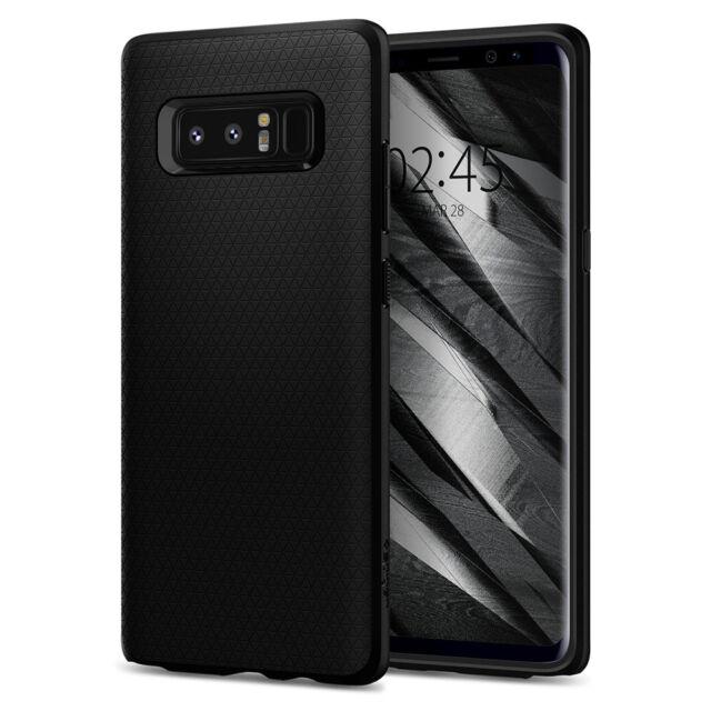 c9fdf1e44f5 Spigen Liquid Air Armor Case Cover Samsung Galaxy Note 8 N950 Black ...