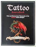 Brand The Tattoo Sourcebook By Www.tattoofinder.com Isbn: 9781435157705