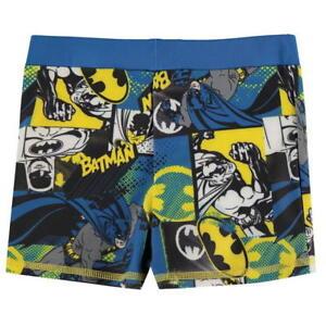 ✅ DC COMICS Batman Kinder kurze Bade Hose Gr.92-158 Schwimm Shorts Sommer Urlaub